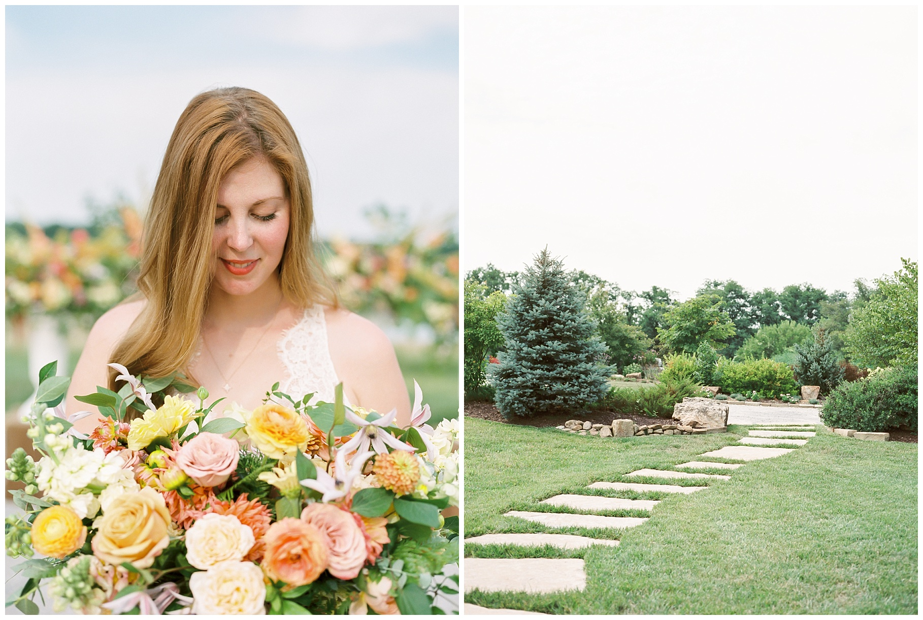 Late Summer Wedding With Pastel Toned Soiree at Blue Bell Farm by Kelsi Kliethermes Photography Best Columbia Missouri Wedding Photographer_0058.jpg