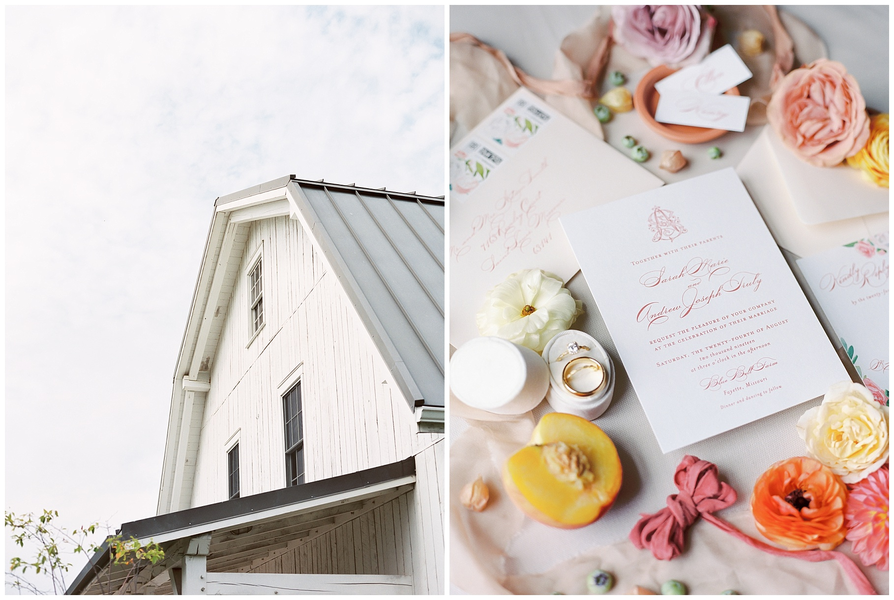 Late Summer Wedding With Pastel Toned Soiree at Blue Bell Farm by Kelsi Kliethermes Photography Best Columbia Missouri Wedding Photographer_0060.jpg