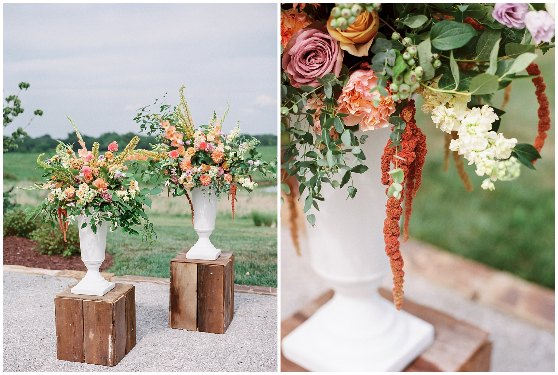 Late Summer Wedding With Pastel Toned Soiree at Blue Bell Farm by Kelsi Kliethermes Photography Best Columbia Missouri Wedding Photographer_0066.jpg