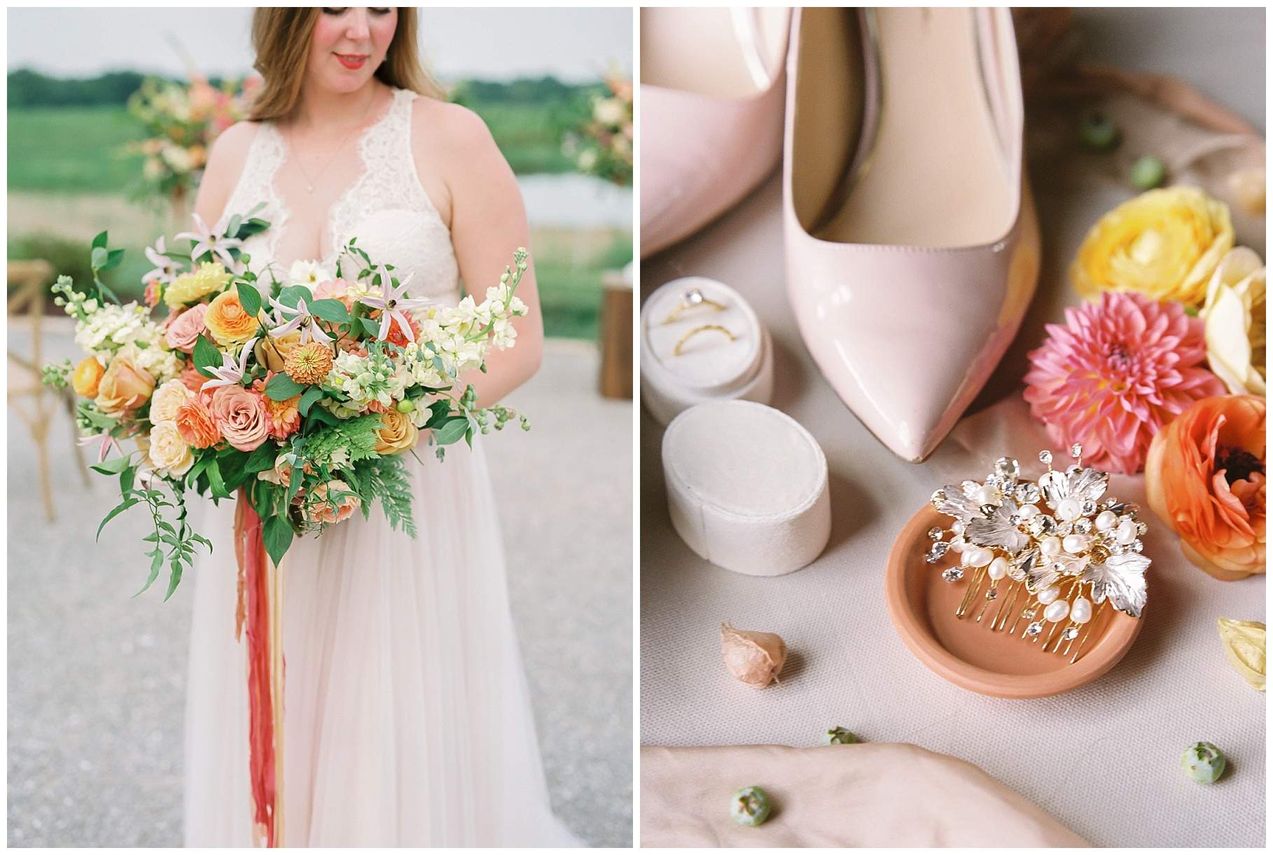 Late Summer Wedding With Pastel Toned Soiree at Blue Bell Farm by Kelsi Kliethermes Photography Best Columbia Missouri Wedding Photographer_0068.jpg