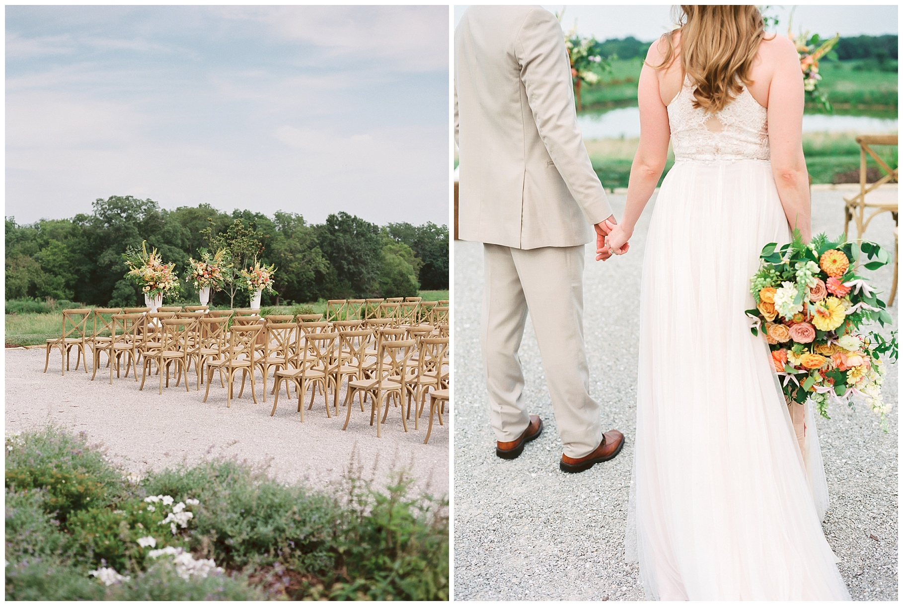 Late Summer Wedding With Pastel Toned Soiree at Blue Bell Farm by Kelsi Kliethermes Photography Best Columbia Missouri Wedding Photographer_0067.jpg