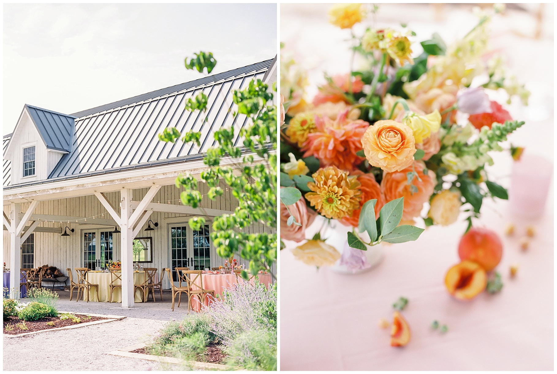 Late Summer Wedding With Pastel Toned Soiree at Blue Bell Farm by Kelsi Kliethermes Photography Best Columbia Missouri Wedding Photographer_0077.jpg