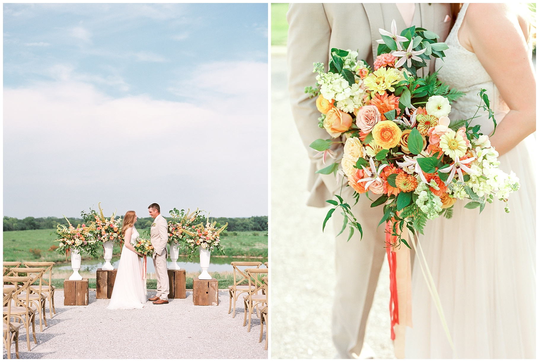Late Summer Wedding With Pastel Toned Soiree at Blue Bell Farm by Kelsi Kliethermes Photography Best Columbia Missouri Wedding Photographer_0079.jpg