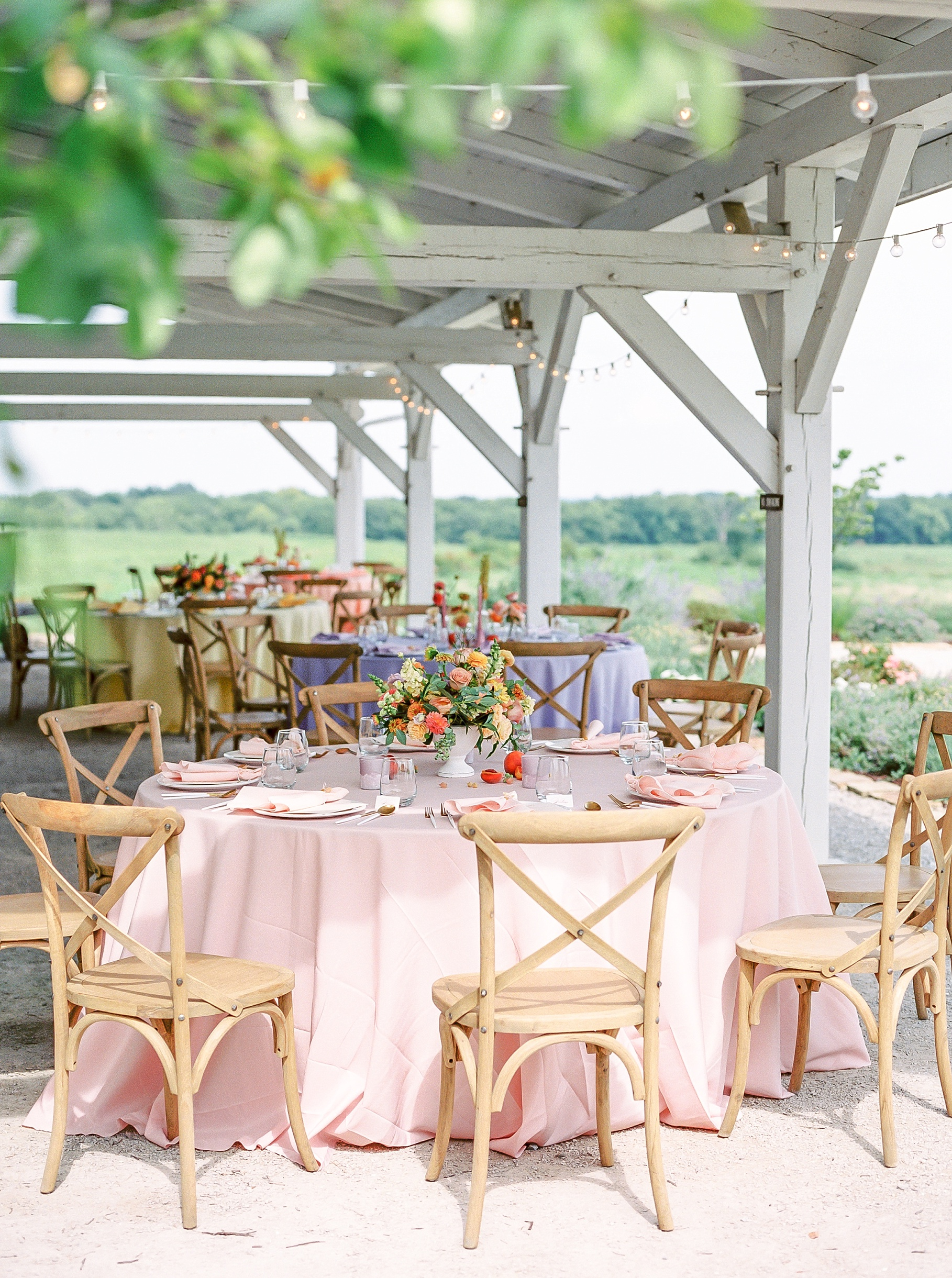 Late Summer Wedding With Pastel Toned Soiree at Blue Bell Farm by Kelsi Kliethermes Photography Best Columbia Missouri Wedding Photographer_0078.jpg
