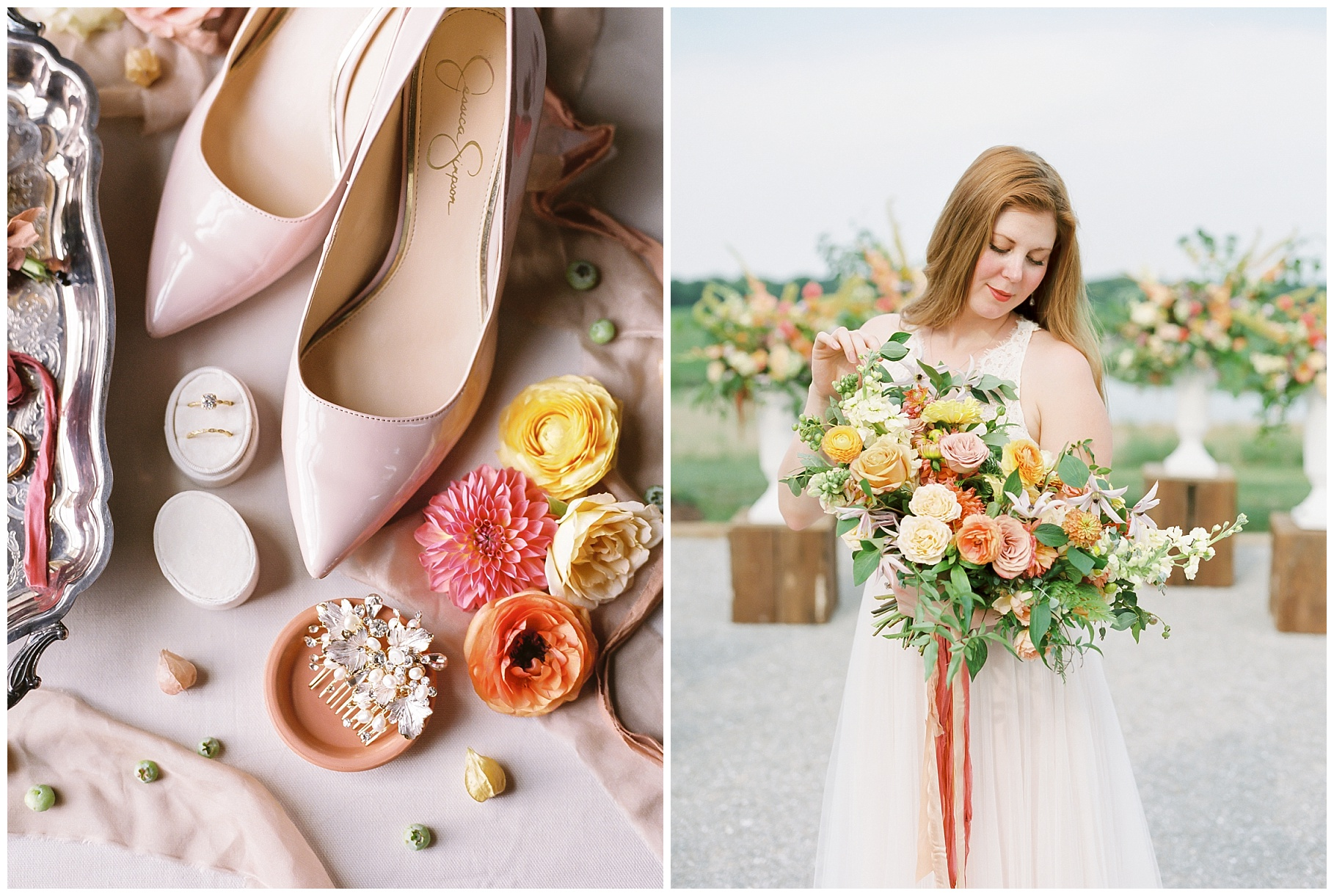 Late Summer Wedding With Pastel Toned Soiree at Blue Bell Farm by Kelsi Kliethermes Photography Best Columbia Missouri Wedding Photographer_0085.jpg