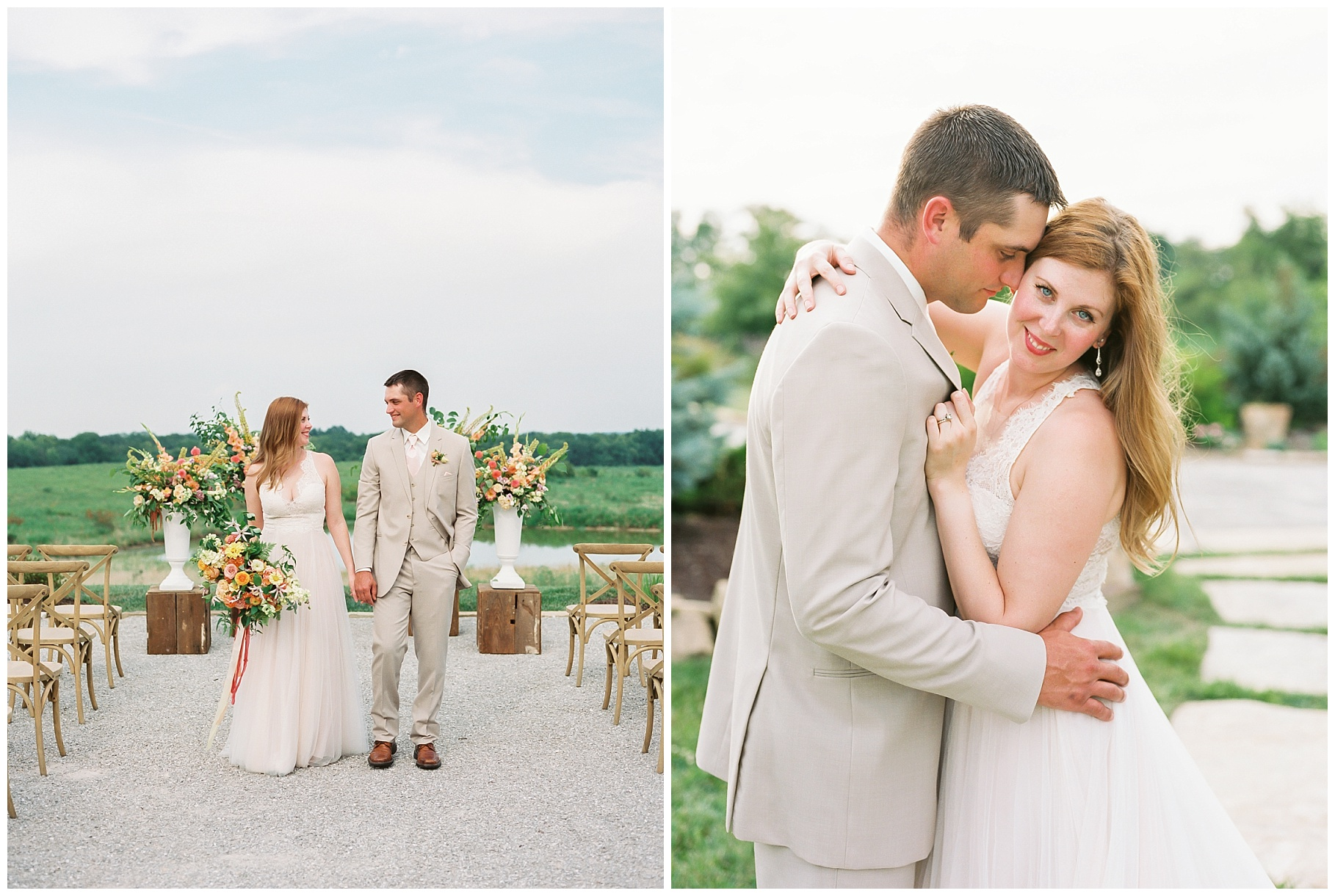 Late Summer Wedding With Pastel Toned Soiree at Blue Bell Farm by Kelsi Kliethermes Photography Best Columbia Missouri Wedding Photographer_0090.jpg