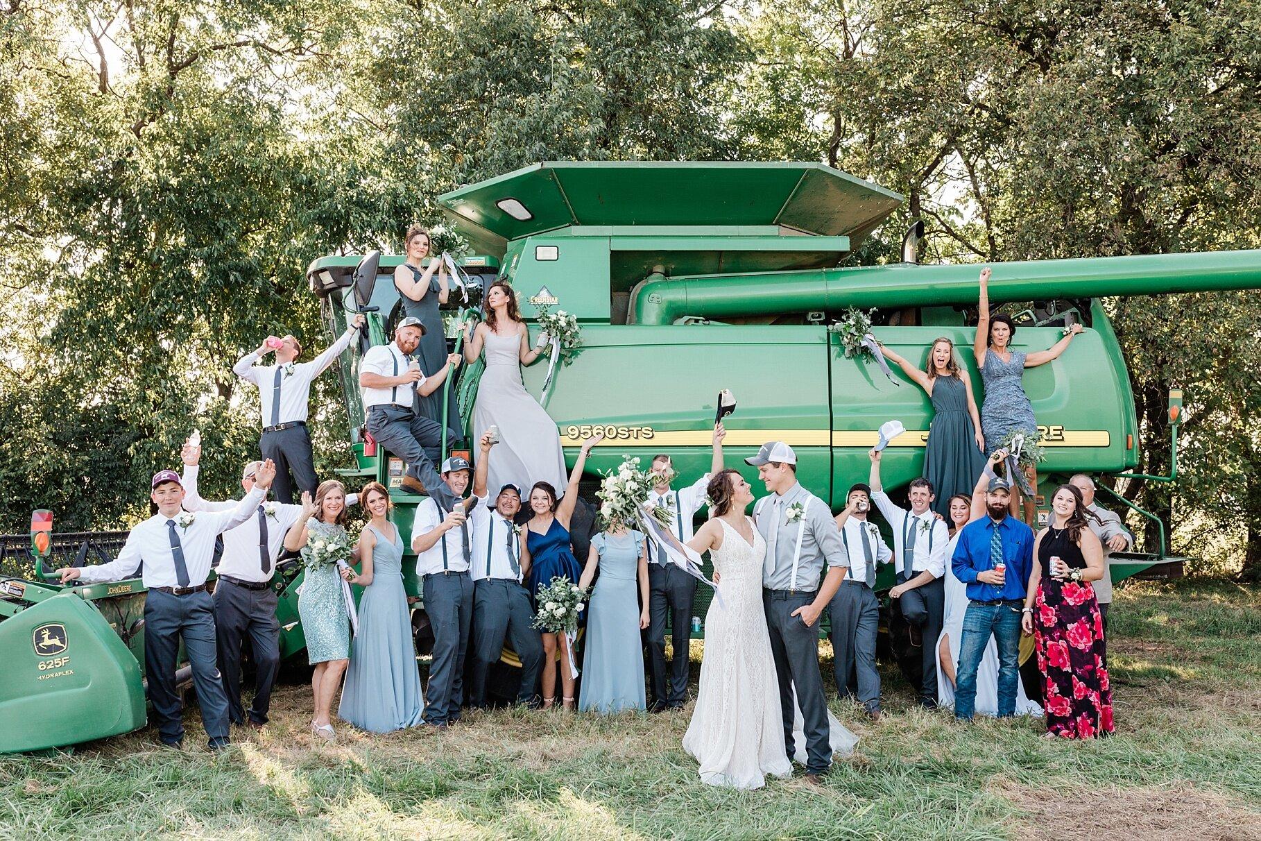 Earth-Toned Wedding by KKP Associate Wedding Photographer and Kelsi Kliethermes Photography Best Columbia Missouri Wedding Photographer_0007.jpg