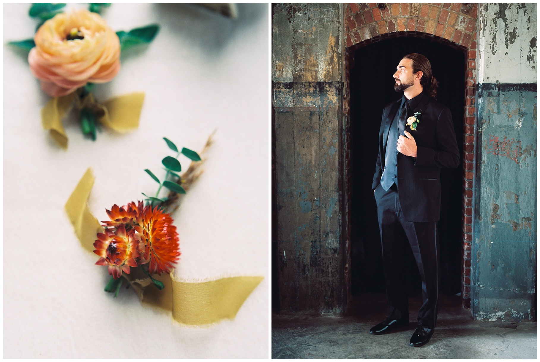 Urban Romance Wedding with Copper Accents at The Millbottom by Kelsi Kliethermes Photography Best Columbia Missouri Wedding Photographer_0016.jpg