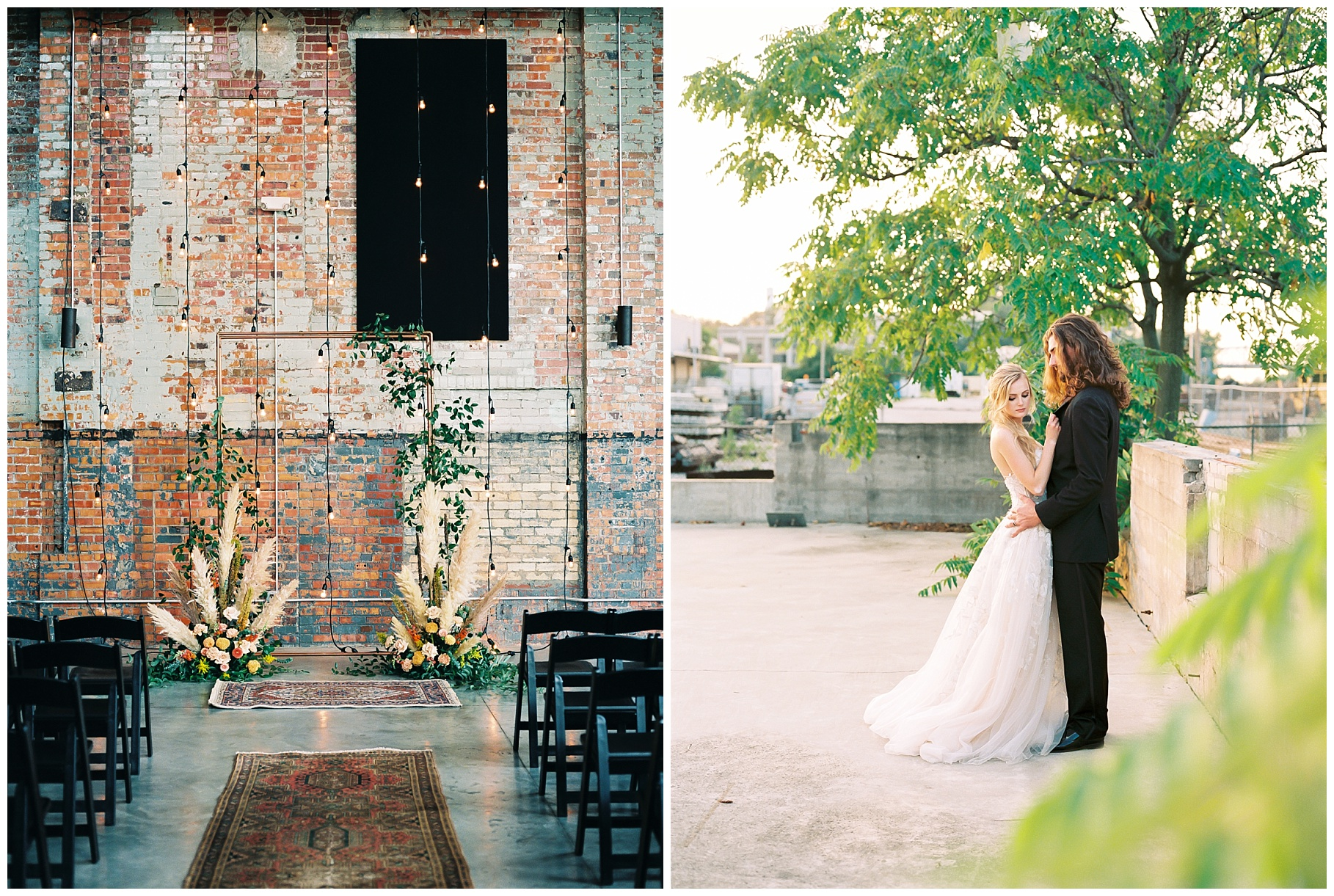 Urban Romance Wedding with Copper Accents at The Millbottom by Kelsi Kliethermes Photography Best Columbia Missouri Wedding Photographer_0028.jpg