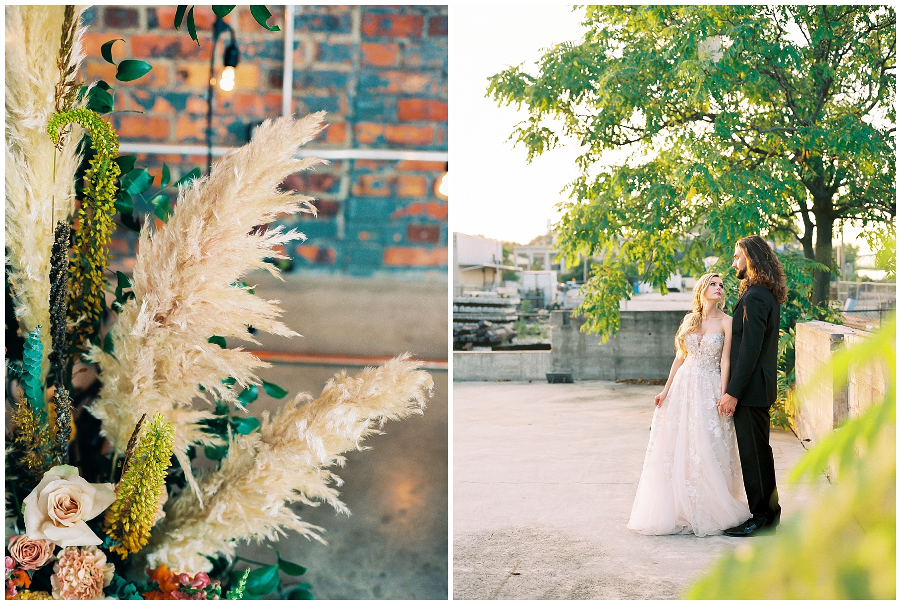 Urban Romance Wedding with Copper Accents at The Millbottom by Kelsi Kliethermes Photography Best Columbia Missouri Wedding Photographer_0037.jpg