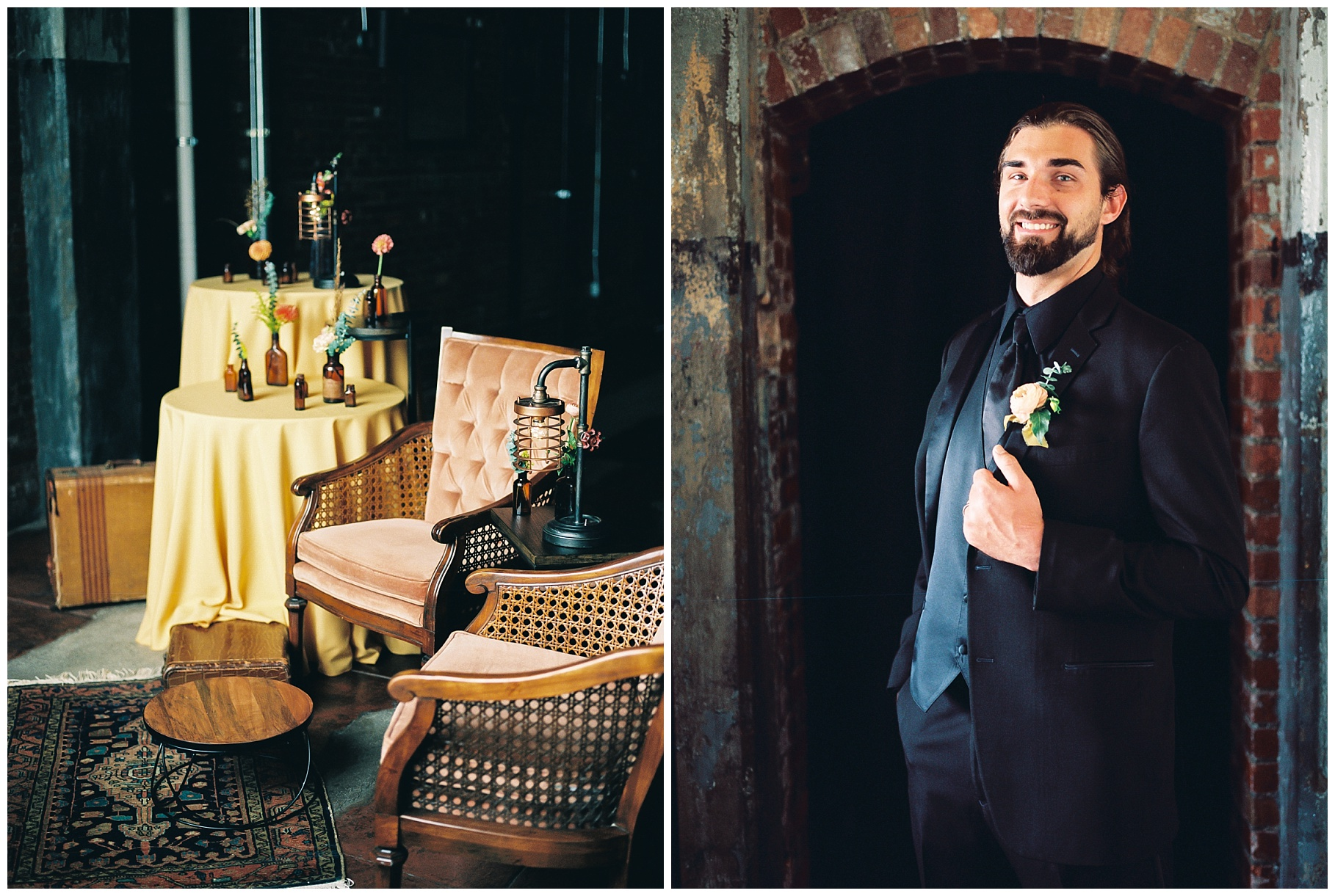 Urban Romance Wedding with Copper Accents at The Millbottom by Kelsi Kliethermes Photography Best Columbia Missouri Wedding Photographer_0039.jpg
