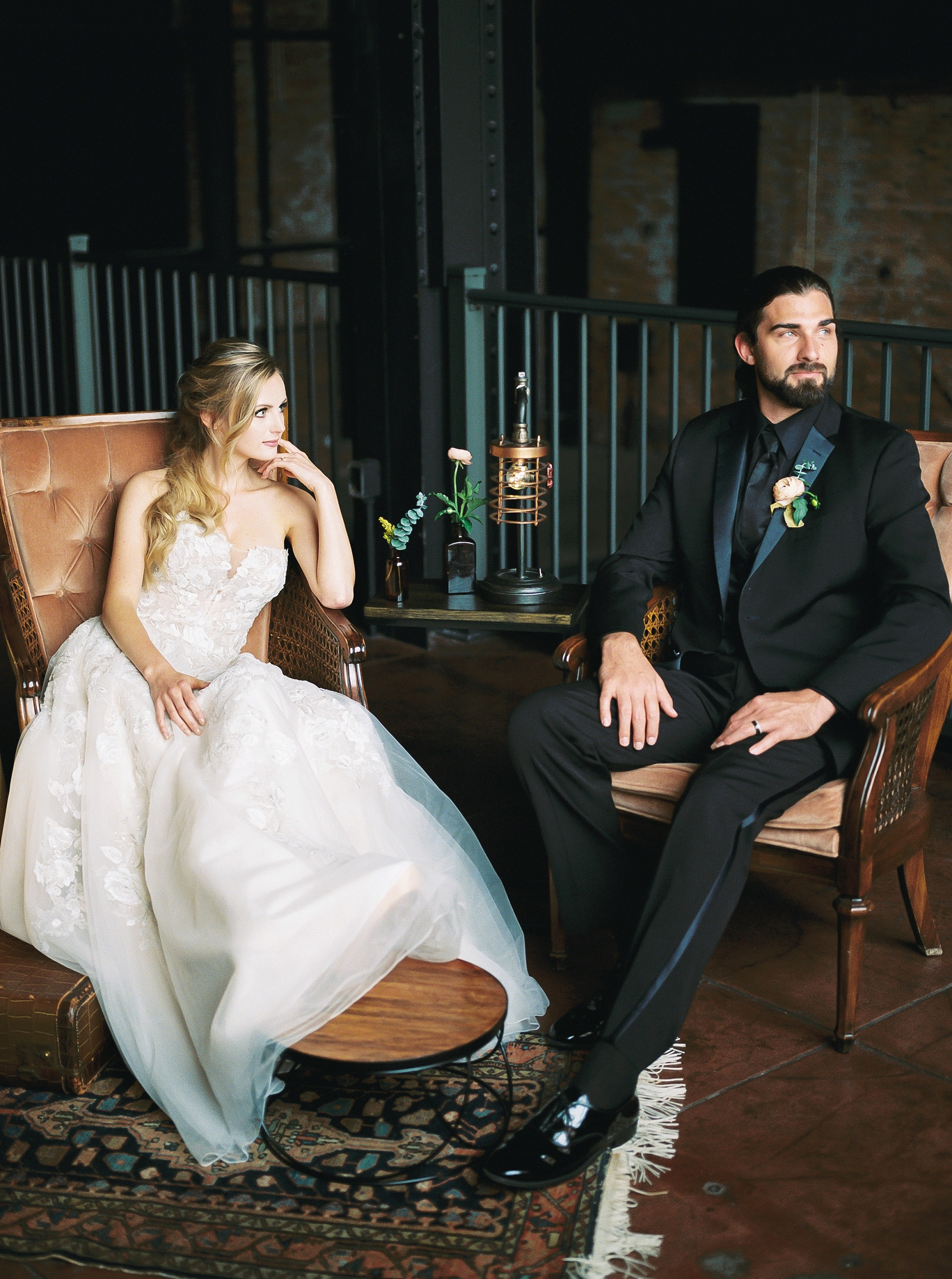 Urban Romance Wedding with Copper Accents at The Millbottom by Kelsi Kliethermes Photography Best Columbia Missouri Wedding Photographer_0048.jpg