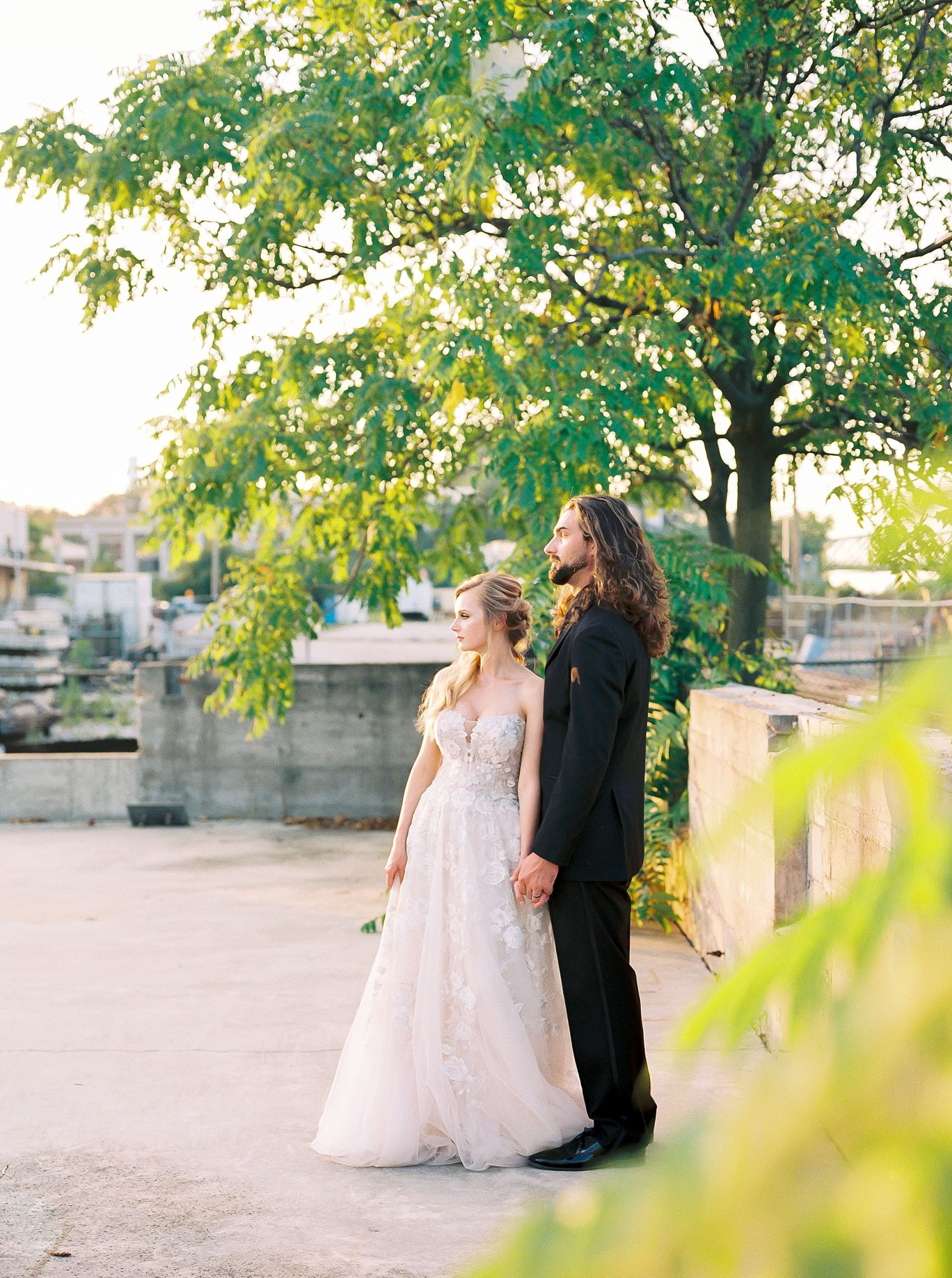 Urban Romance Wedding with Copper Accents at The Millbottom by Kelsi Kliethermes Photography Best Columbia Missouri Wedding Photographer_0051.jpg