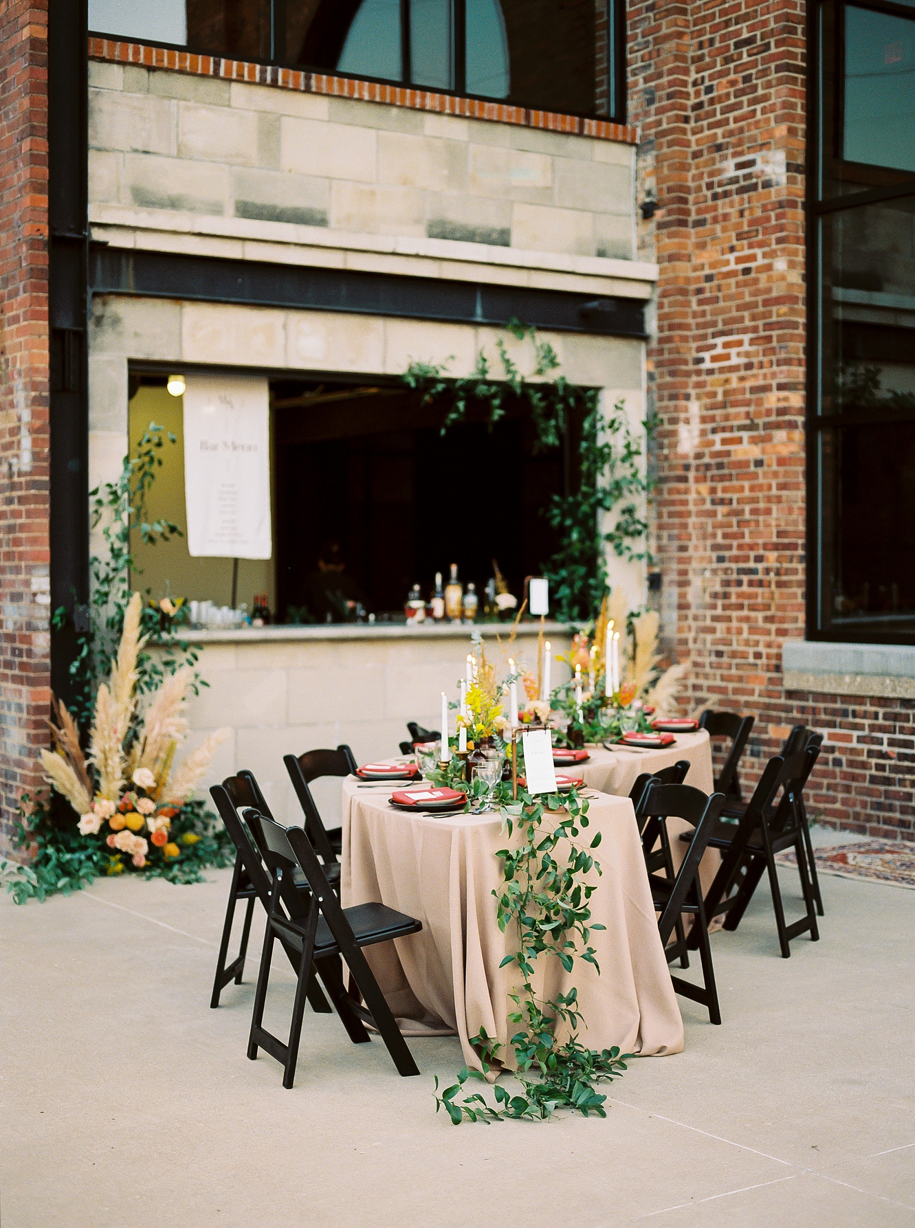 Urban Romance Wedding with Copper Accents at The Millbottom by Kelsi Kliethermes Photography Best Columbia Missouri Wedding Photographer_0055.jpg