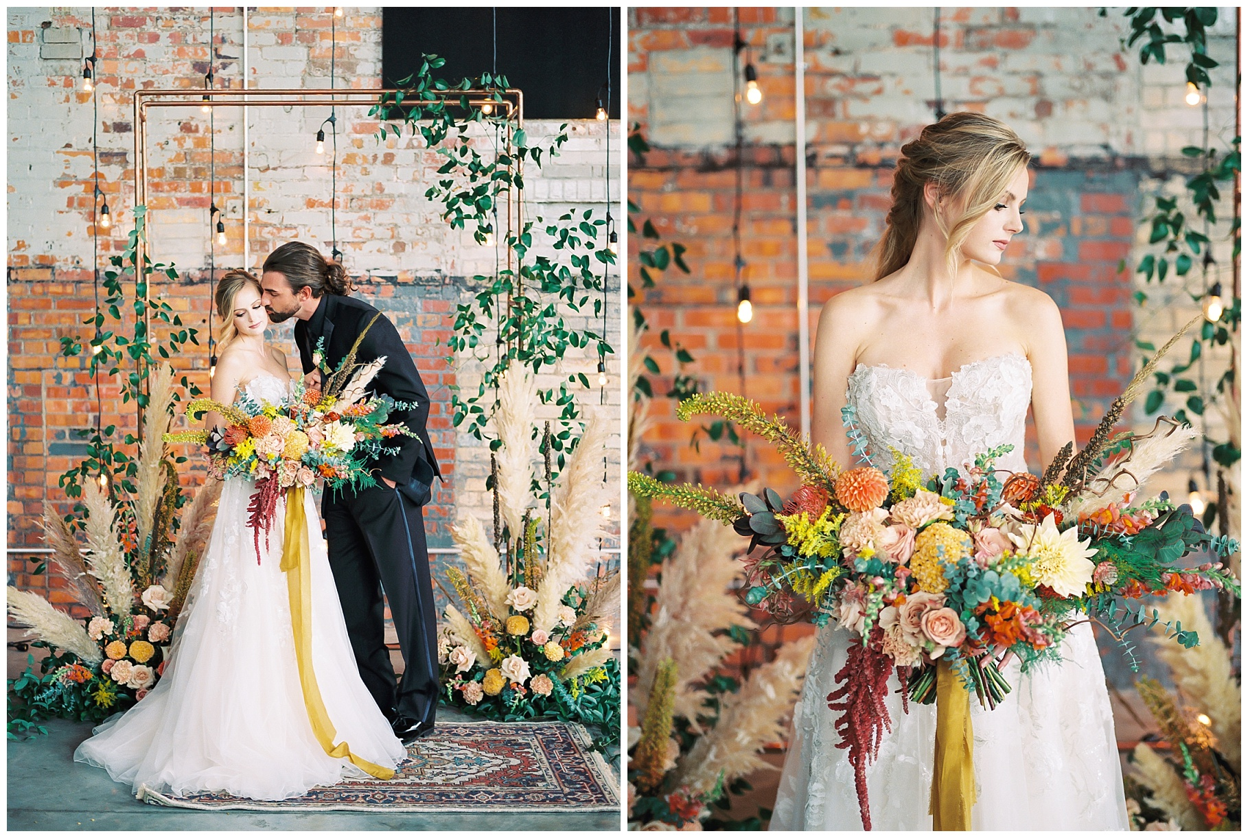 Urban Romance Wedding with Copper Accents at The Millbottom by Kelsi Kliethermes Photography Best Columbia Missouri Wedding Photographer_0062.jpg