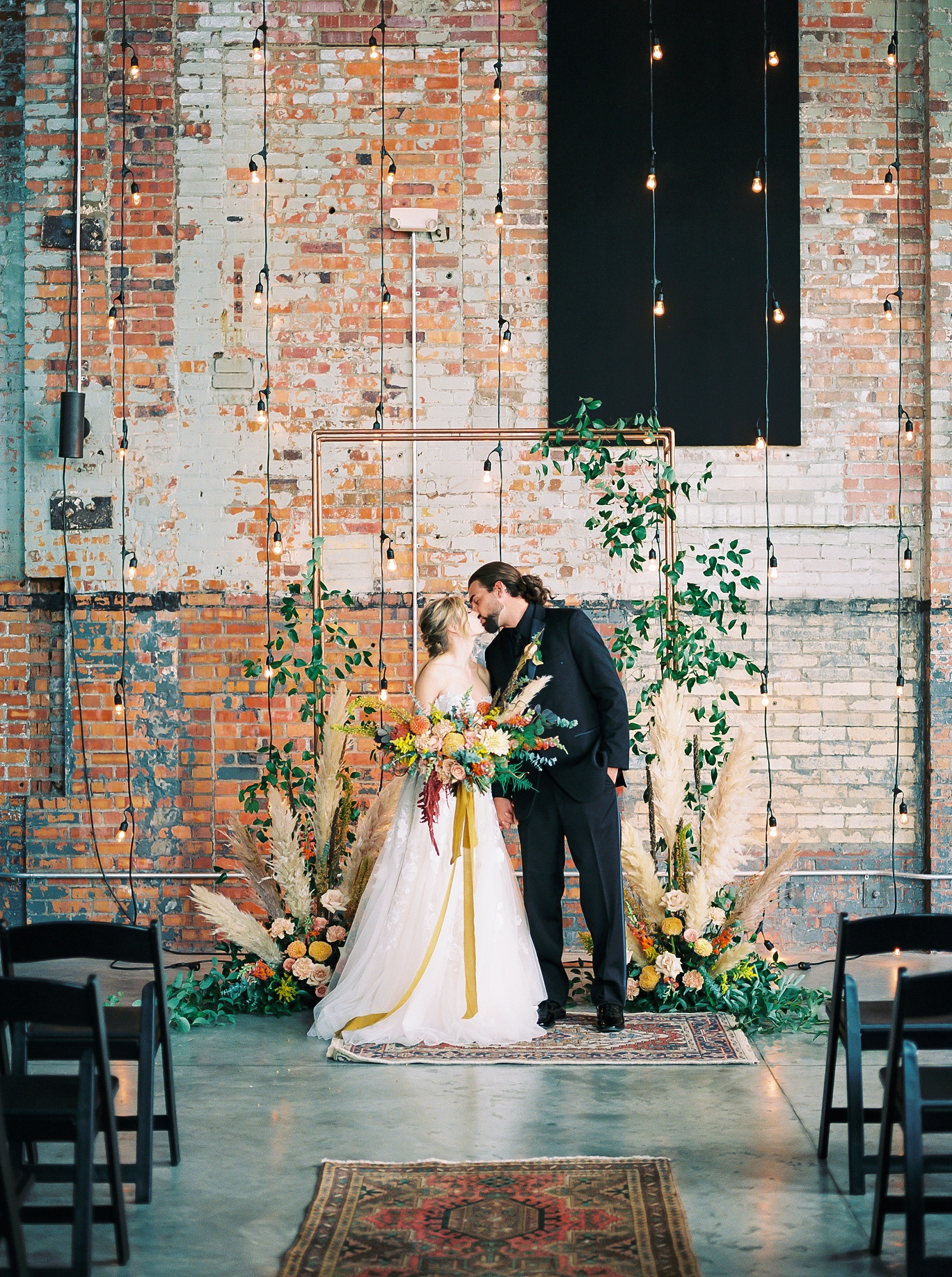 Urban Romance Wedding with Copper Accents at The Millbottom by Kelsi Kliethermes Photography Best Columbia Missouri Wedding Photographer_0065.jpg