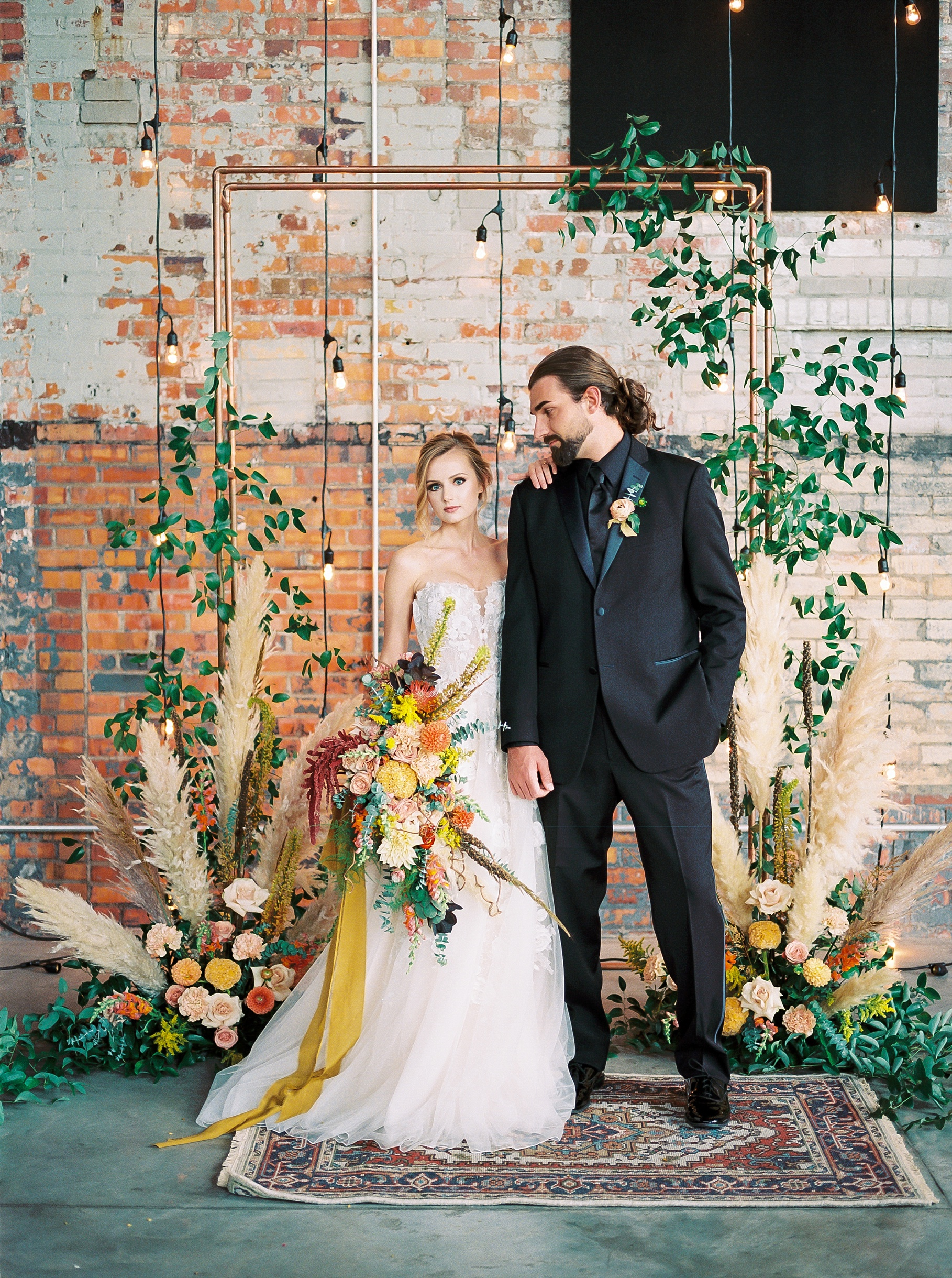 Urban Romance Wedding with Copper Accents at The Millbottom by Kelsi Kliethermes Photography Best Columbia Missouri Wedding Photographer_0067.jpg