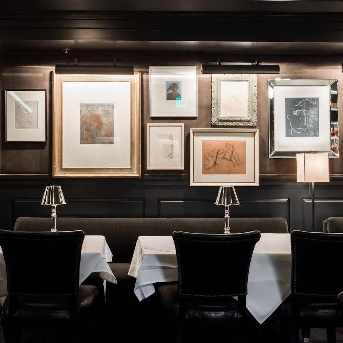 The Saratoga Restaurant, San Francisco
