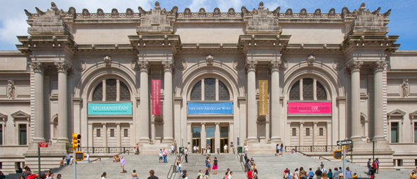 Metropolitan Museum of Art in New York City. Photo credit: NYCArts.org