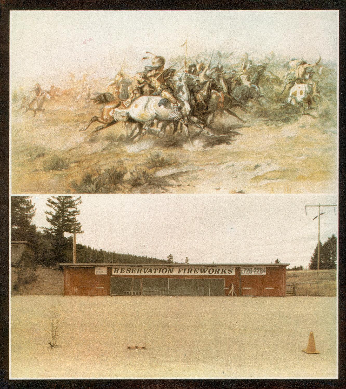 Custer Battle