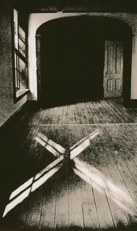 Lith print. © Megan Crawford 2015