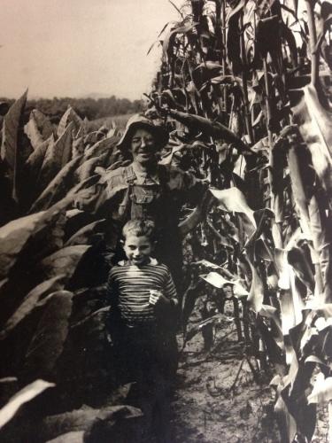 William Holcombe-childhood pic2