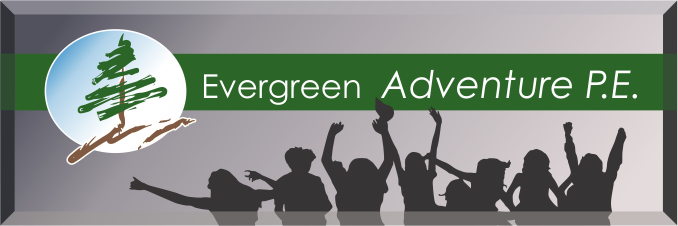 Click on the logo above to learn more about our fabulous Kindergarten Adventure PE program at Evergreen!