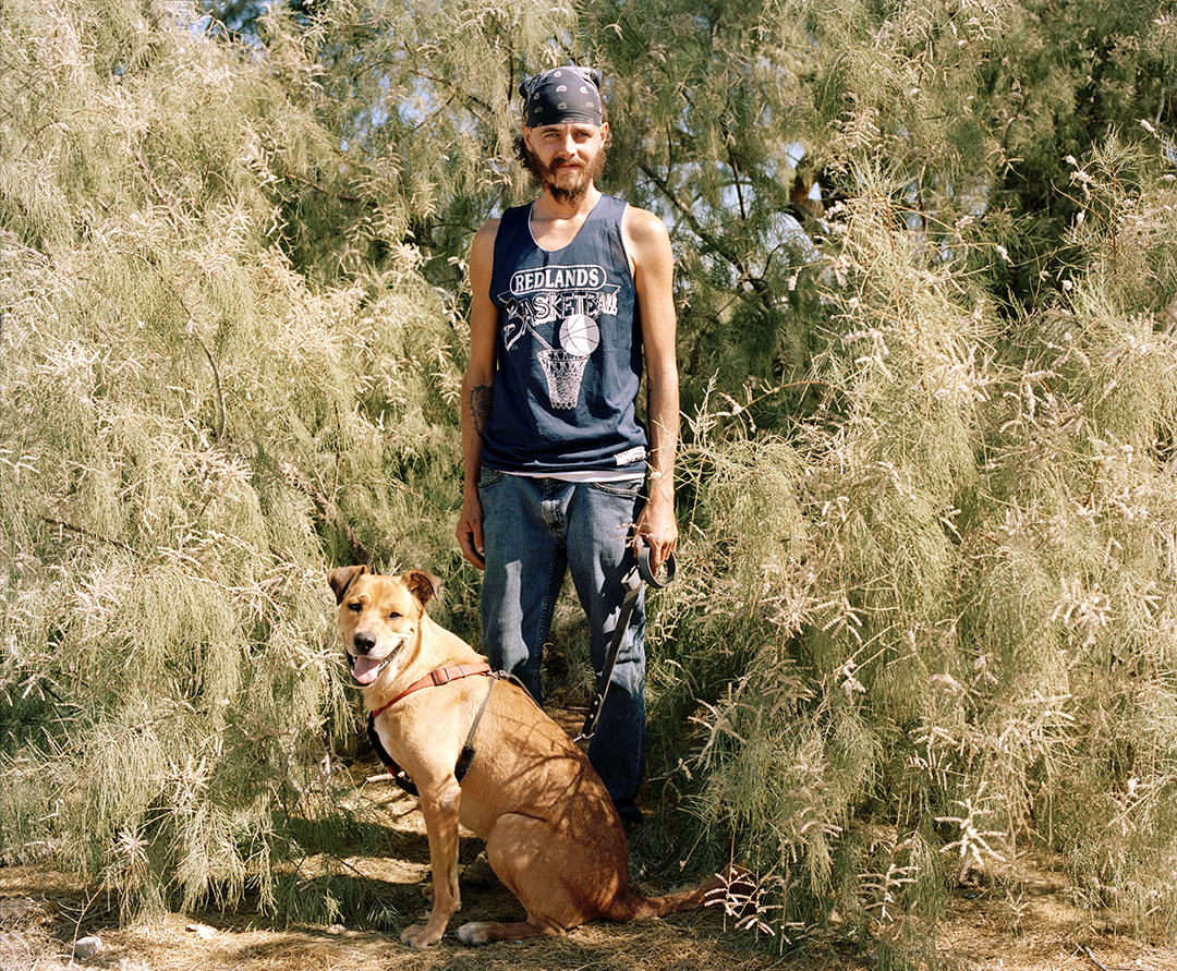 Otto and Jax I met Otto at the Range when he went to sit next to me but landed in my lap. He invited me to go Quail Hunting which led to walking together every morning. In the beginining we walked in silence but as time went on he took me out to a tree he use to live in. Once there he told me his real name asking that I didn't tell anyone. When I was attacked by a dog a package from Otto arrived at my door, full of vitamins to help me heal.