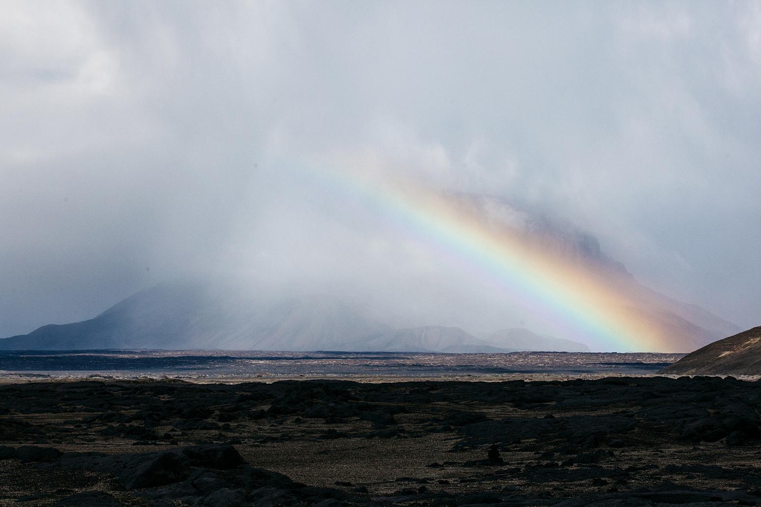 Herðubreið (the Queen of Icelandic Mountains)