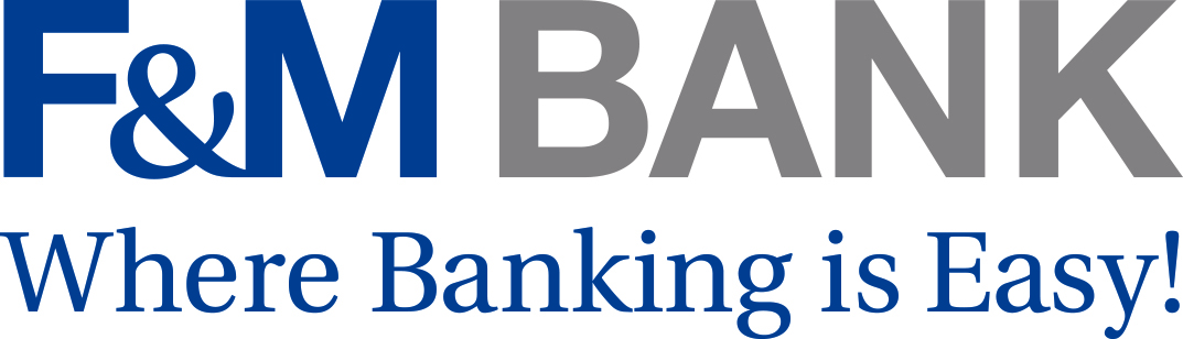 F&M Bank Logo_TagCenter_BlueGray_CMYK