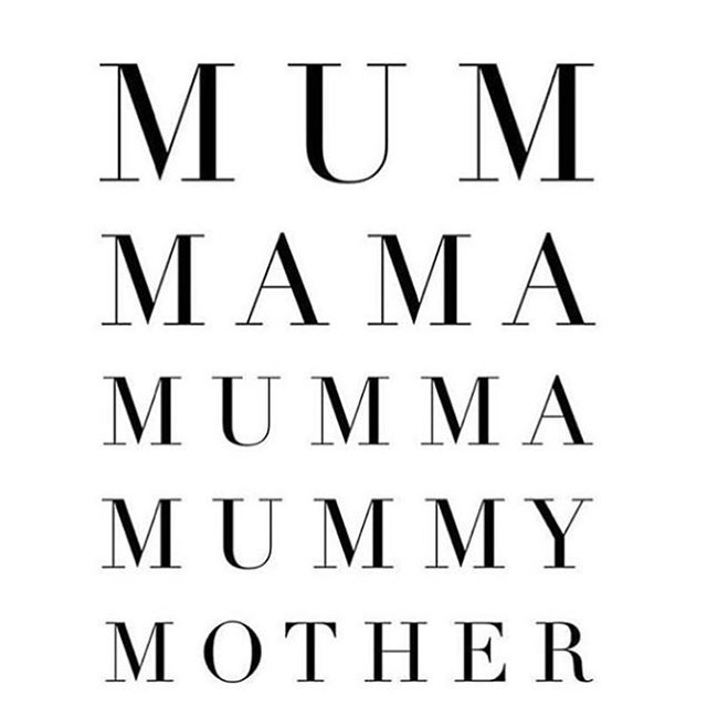 The sweetest words ever murmured 💕🥂 happy Mother's Day, ☀️