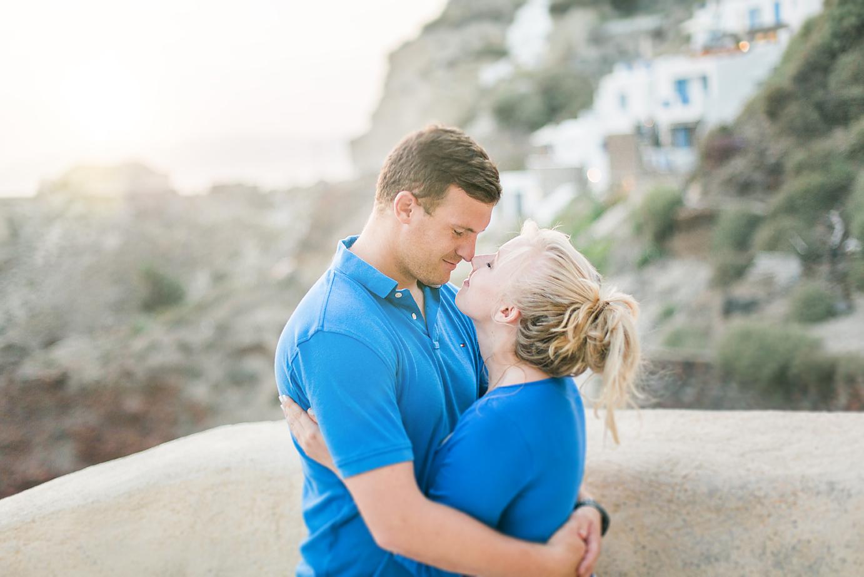 Kaitlyn + Zack - Santorini Elopement Photography - Destination Wedding Photography - Greek Honeymoon - Emily & Co 1.jpg