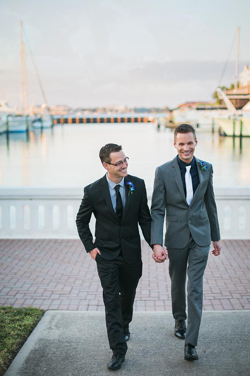 Sam + Calvin - Pier 22 Wedding Photography - Sarasota Wedding Photography - Emily & Co. Photography - Gay Wedding Photography (3).jpg