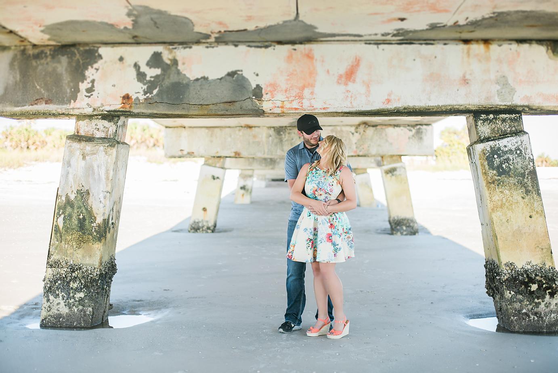 Desiree + Alex, Fort Desoto Engagement Photos, Tampa Wedding Photographer, Sarasota Wedding Photographer, Bradenton Wedding Photographer, Emily & Co. Photography (1).jpg