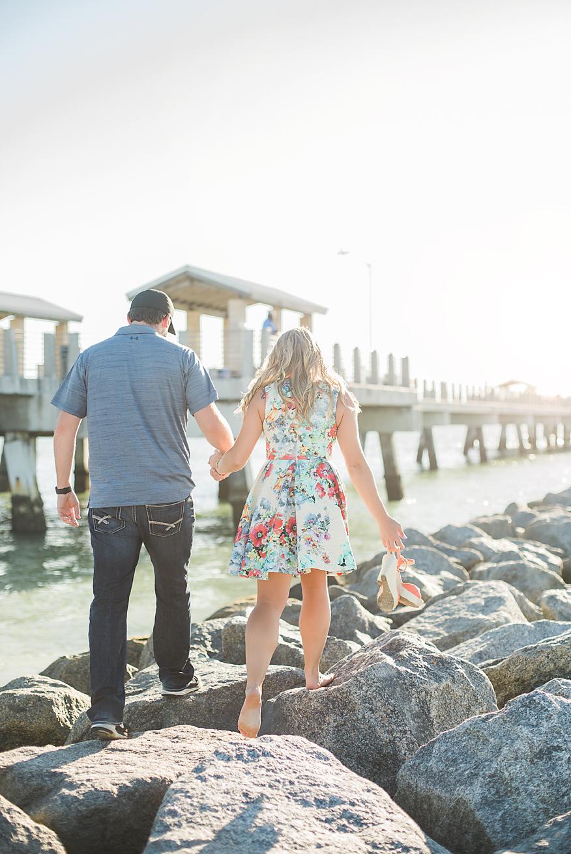 Desiree + Alex, Fort Desoto Engagement Photos, Tampa Wedding Photographer, Sarasota Wedding Photographer, Bradenton Wedding Photographer, Emily & Co. Photography (2).jpg