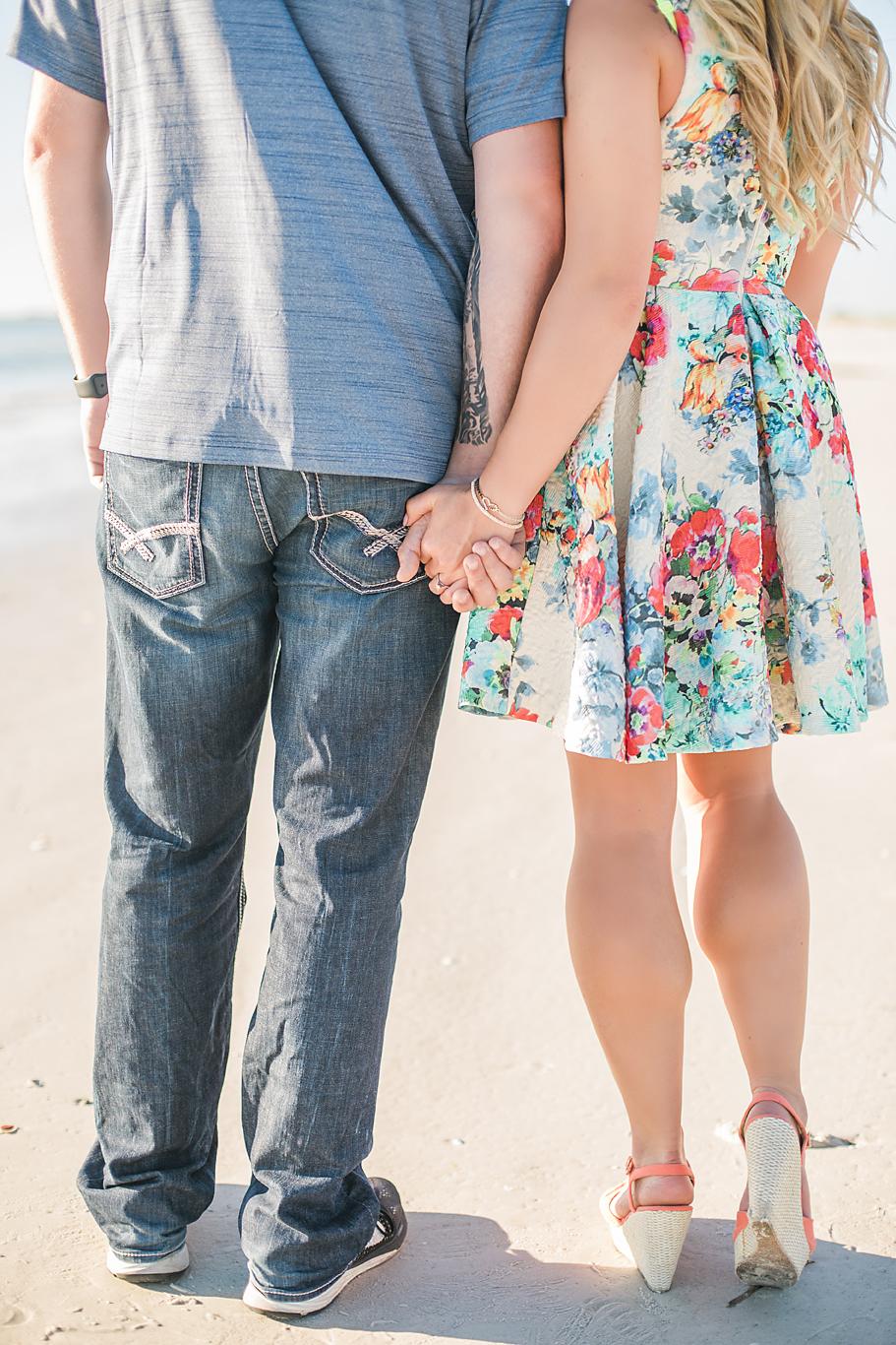 Desiree + Alex, Fort Desoto Engagement Photos, Tampa Wedding Photographer, Sarasota Wedding Photographer, Bradenton Wedding Photographer, Emily & Co. Photography (3).jpg