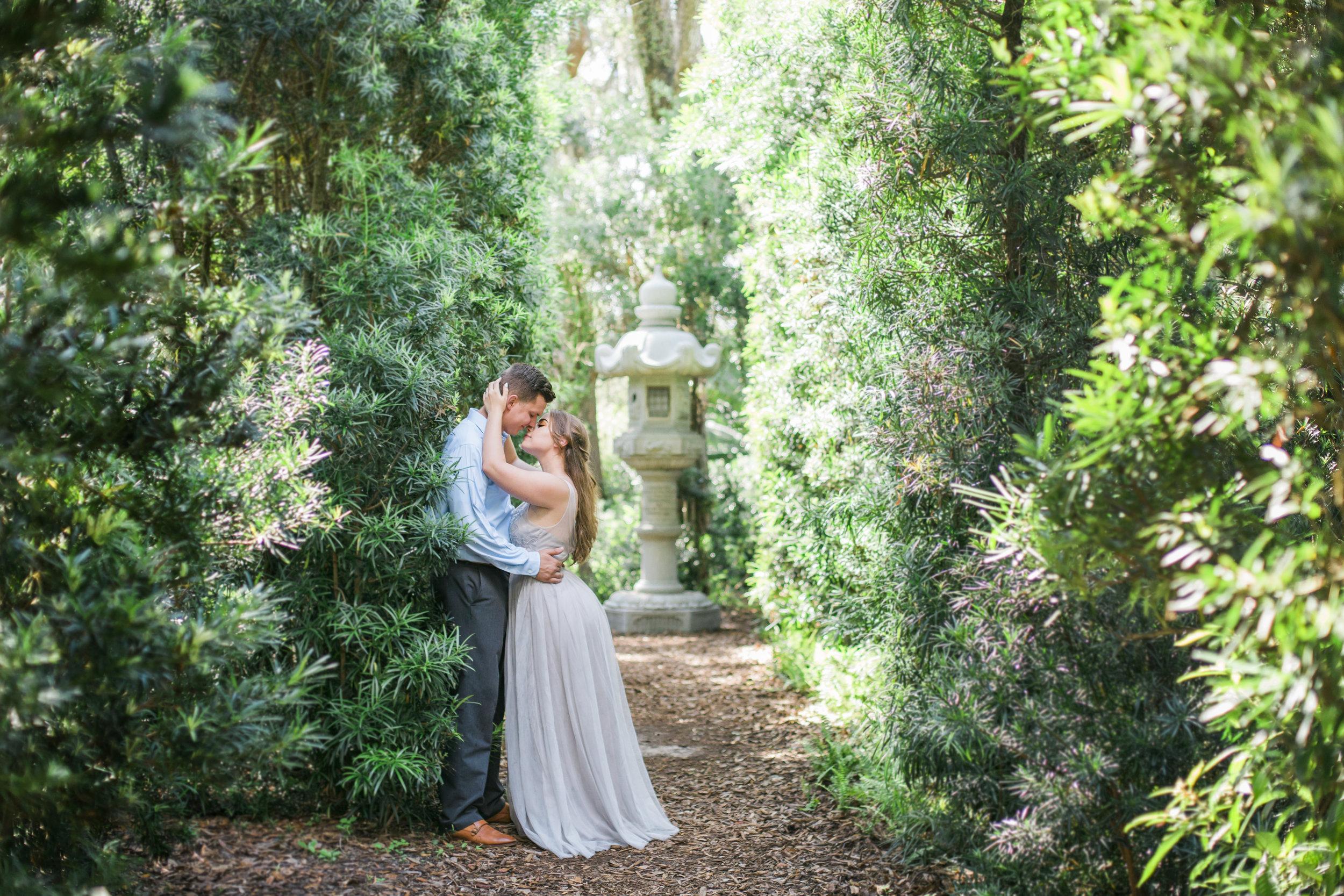 Scarlett + Derek - Bok Tower Gardens Wedding Photographer - Bok Tower Gardens Engagement Session - Preview Photos - Emily & Co. Photography (20).jpg