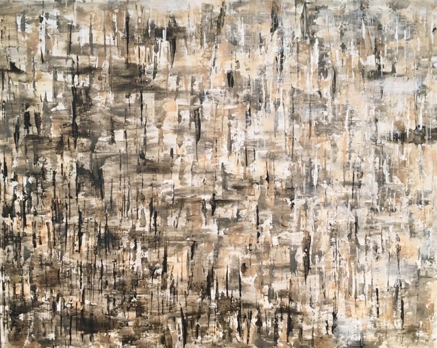 """Acrylic on canvas, 16"""" X 20"""""""