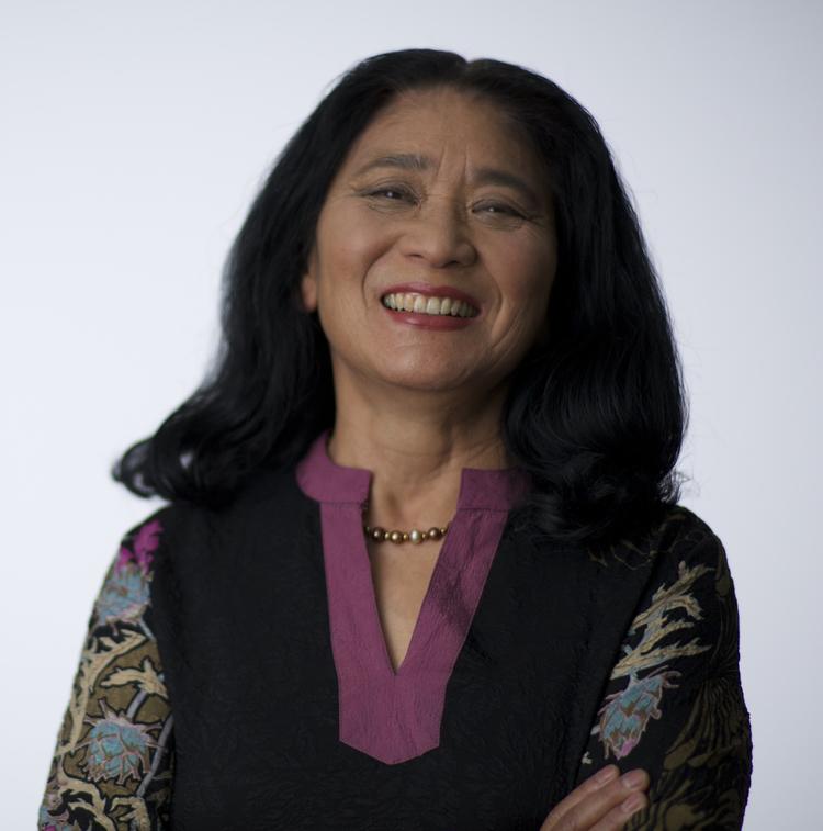 """Claudia Katayanagi, Director of """"A Bitter Legacy"""""""
