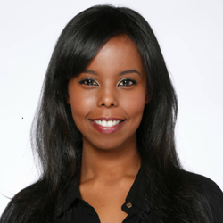 Saida Ali, Int'l Sales & Acquisitions Coordinator, Blue Ant Media