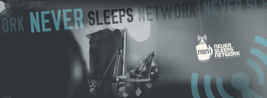 Never Sleeps Network is a Toronto based podcast network featuring five creative Canadian podcasts.