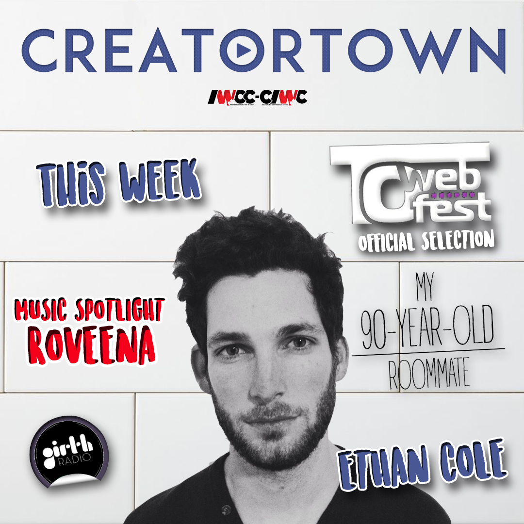 Ethan Cole Comes to Creatortown to talk viral videos and making a hit web series.