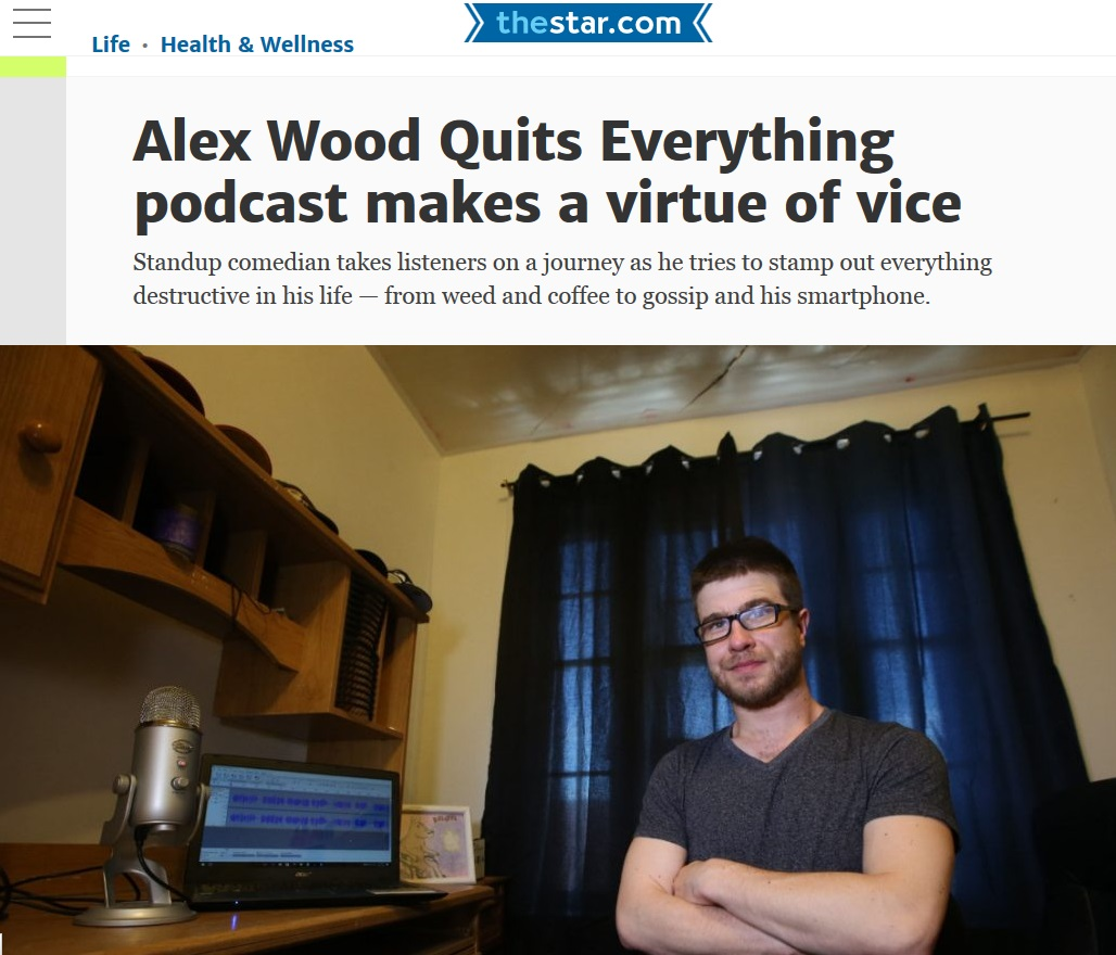 Read the Toronto Star's profile on a new Canadian podcast.