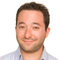 Corey Caplan, Int'l Distribution Manager, Portfolio Entertainment