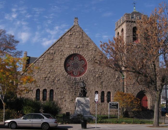 Theodore Parker Unitarian church