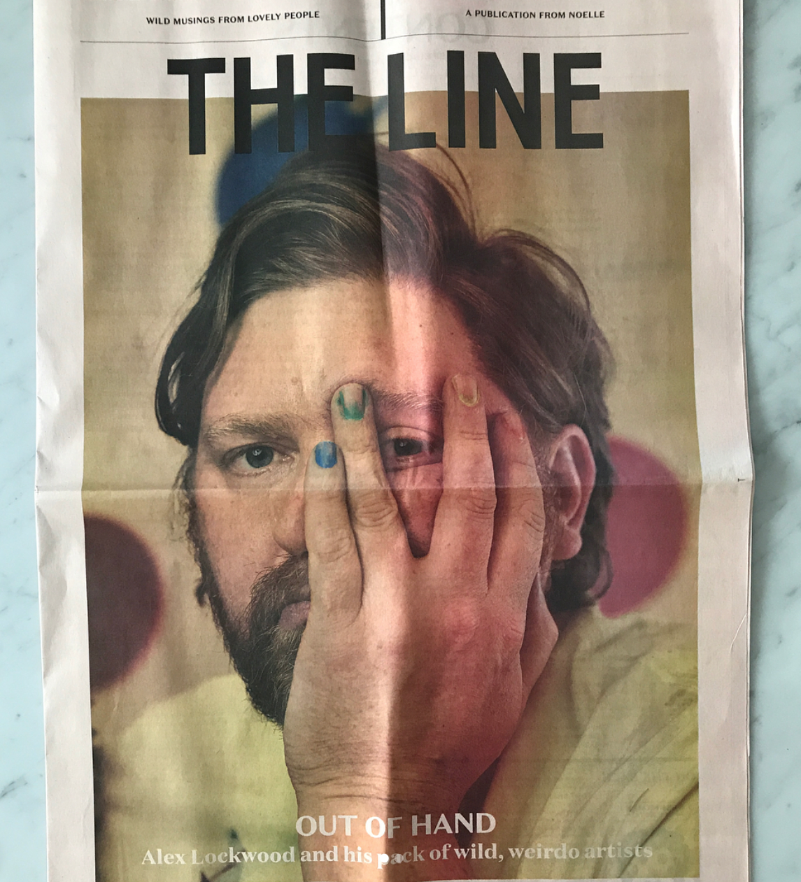 The Line Coverstory