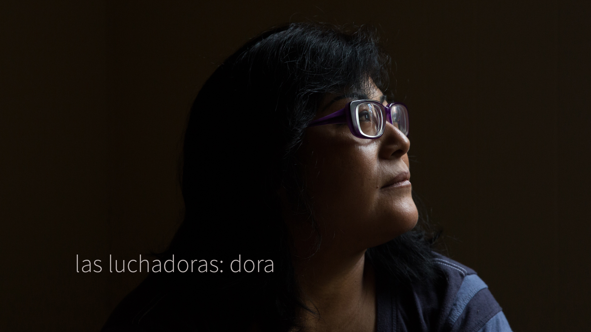 Dora, a strong leader of Trans Queer Pueblo in Phoenix, Arizona, fights for the rights of everyone, and particularly for LGBT migrant people of color, since the time her daughter came out as queer.  Dora, una líder fuerte de Trans Queer Pueblo en Phoenix, Arizona, lucha por los derechos de todo, especialmente los LGBT migrantes de color después de su hija salió del closet.