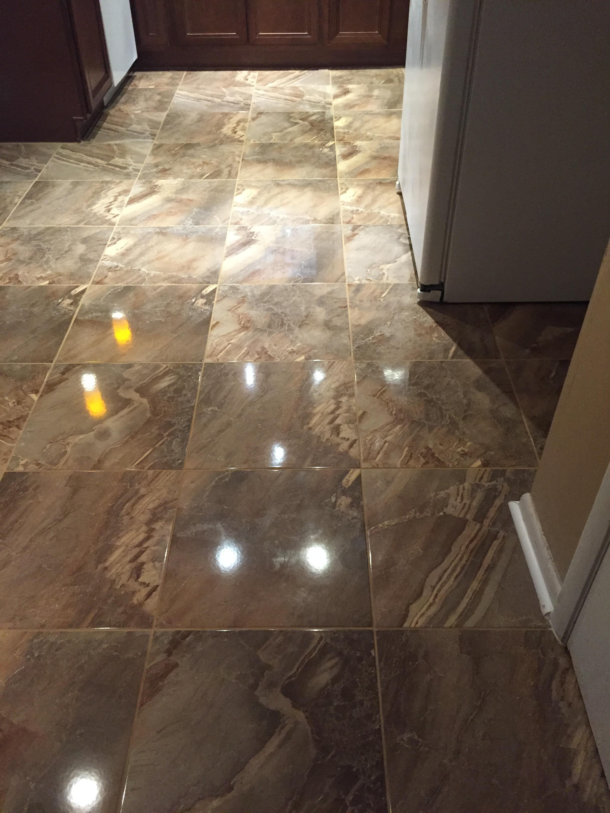 Tile Flooring — JCR Construction & Services