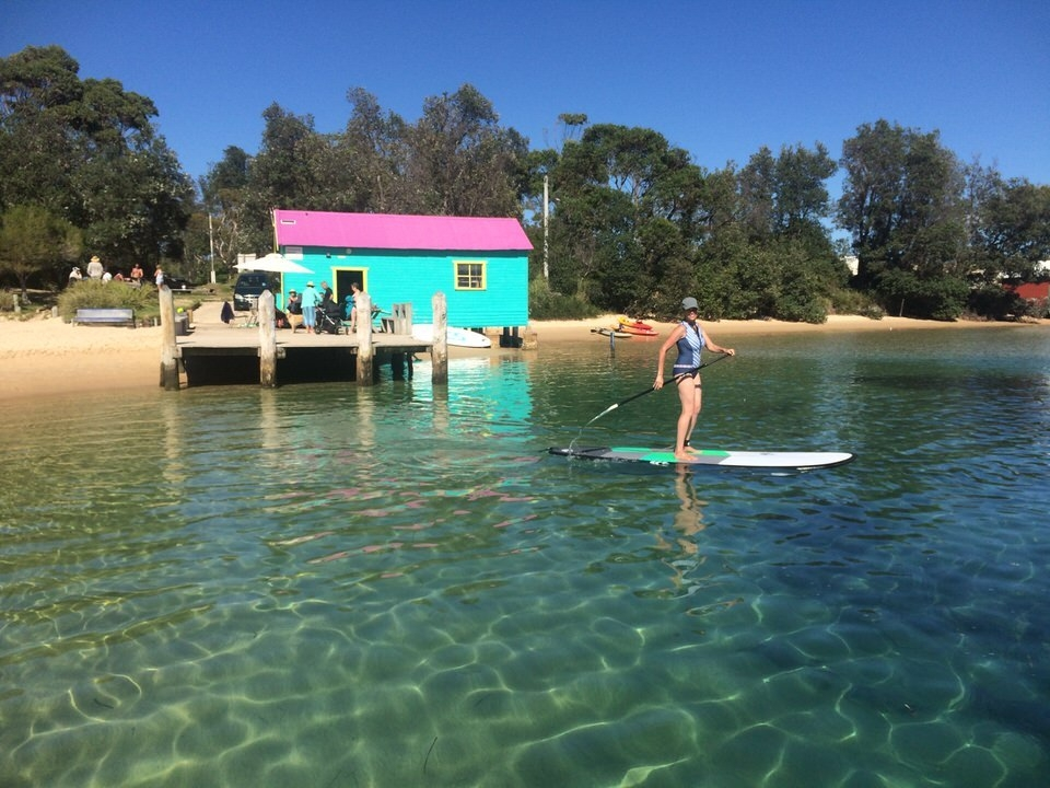 Mitchies Jetty SUP Hire