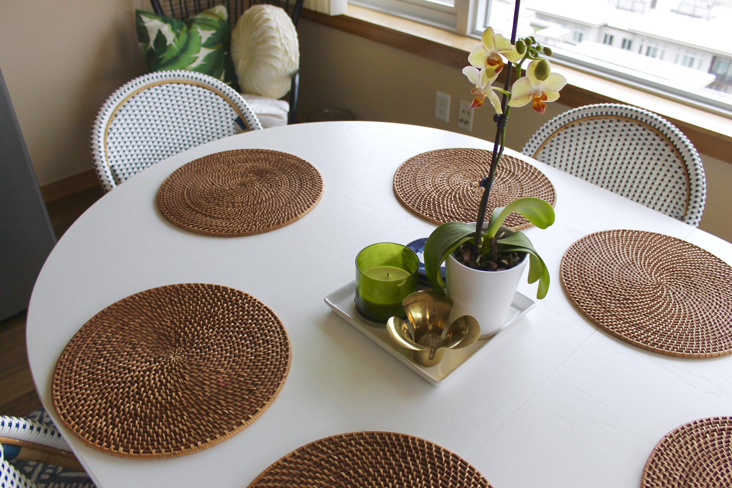 French Riviera Table